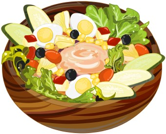 Salad clipart 5 3