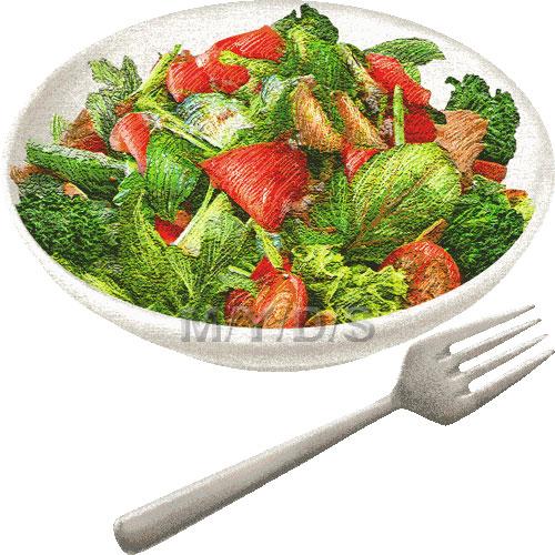 Salad clipart free clip art