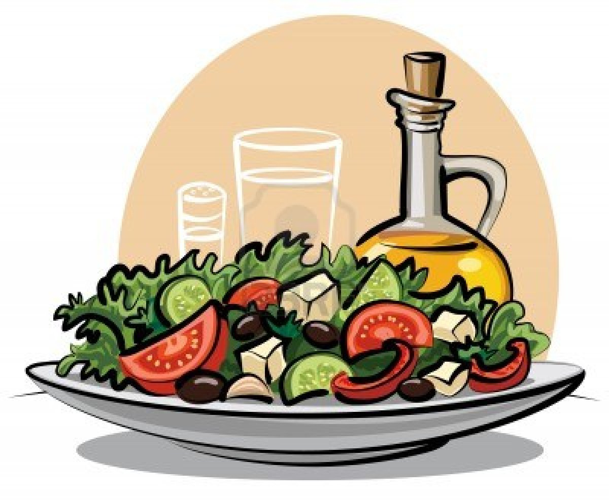 Salad clipart saladclipart vegetable clip art 3 clipart
