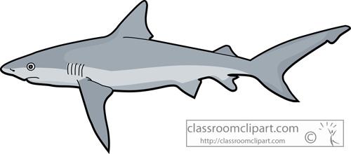 Shark clip art cartoon free clipart images