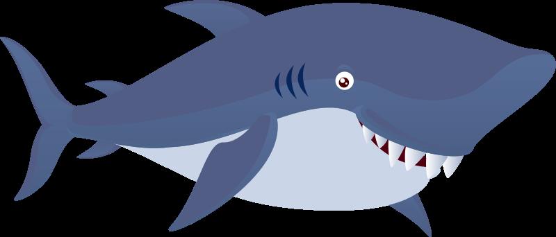 Shark clip art images free clipart 3