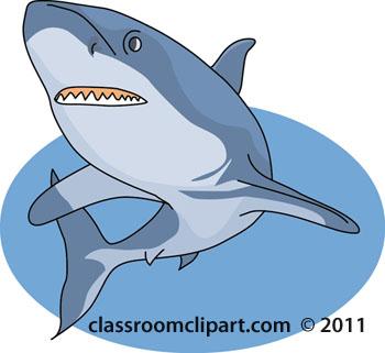 Shark clip art images free clipart 6