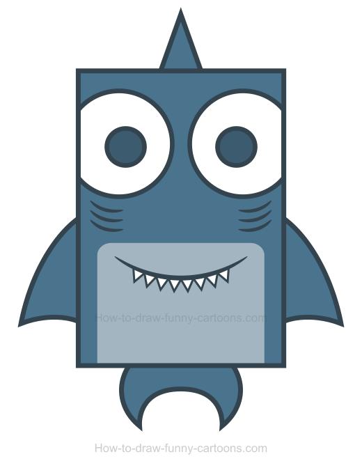 Shark clipart 2