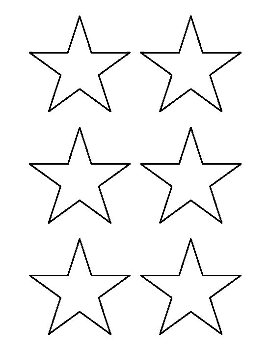 Star outline 7 images about star crafts on sprinkles