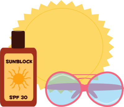 Summer border clipart free images 2