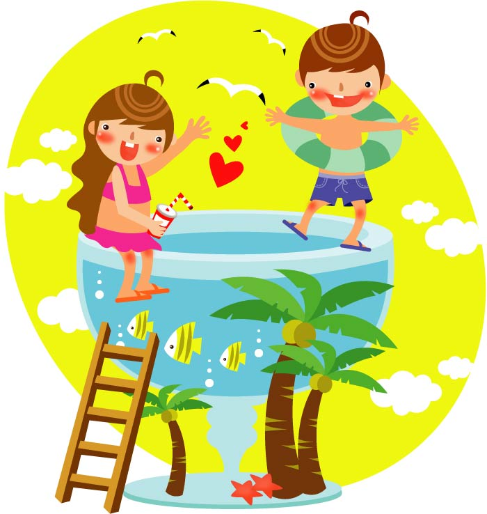 Summer clip art free images clipart 7