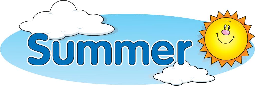 Summer clip art summer graphics