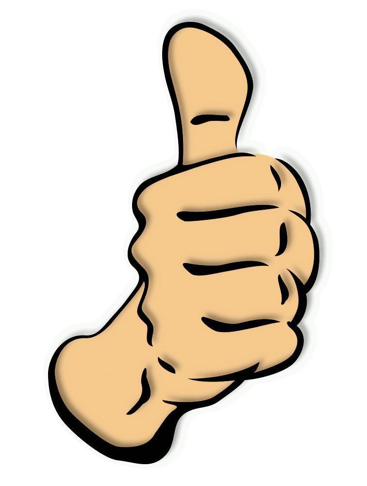 Thumbs up thumb clip art clipart 8 2