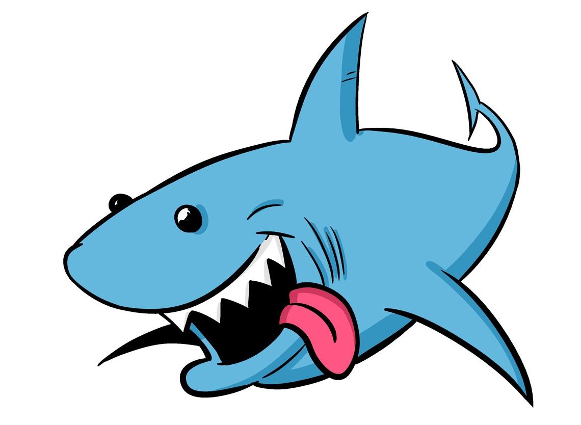 Top shark clip art free clipart spot