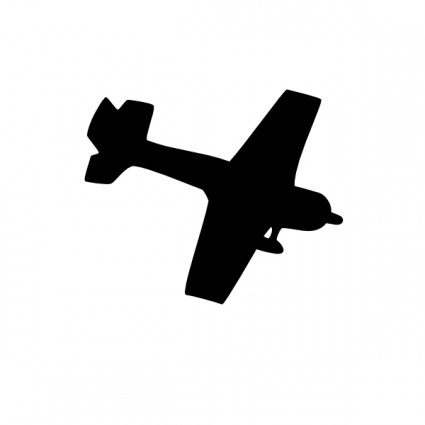 Vintage airplane clipart no background free 2