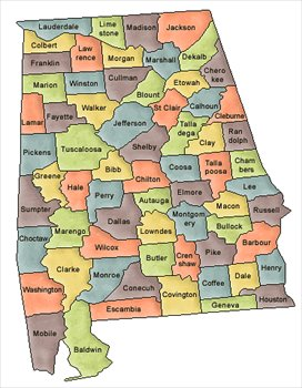 Alabama clip art free clipart images