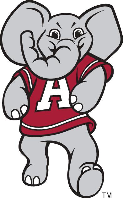 Alabama mascot clipart