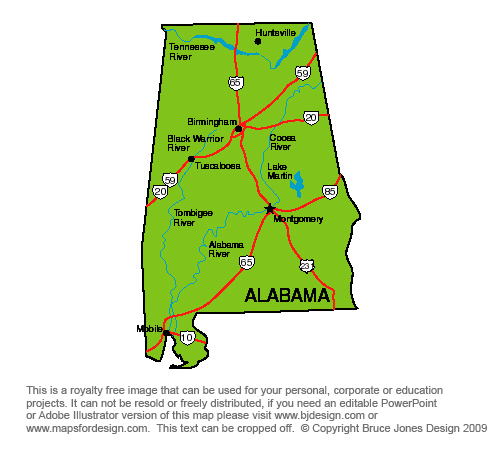 Alabama state clip art clipart collection