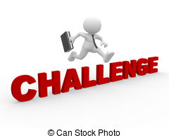Challenge difficulty clipart free images