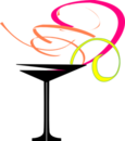 Clip art margarita glass clipart image 2