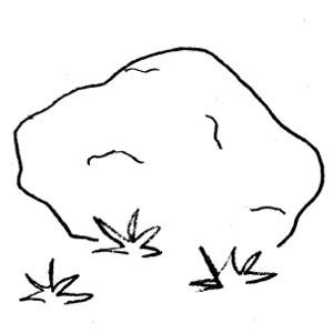 Clip art rock 2 3