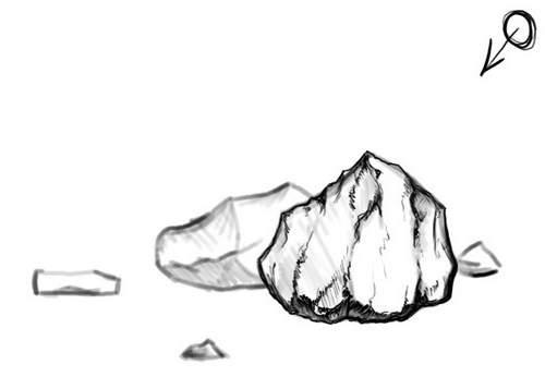 Clip art rock 3