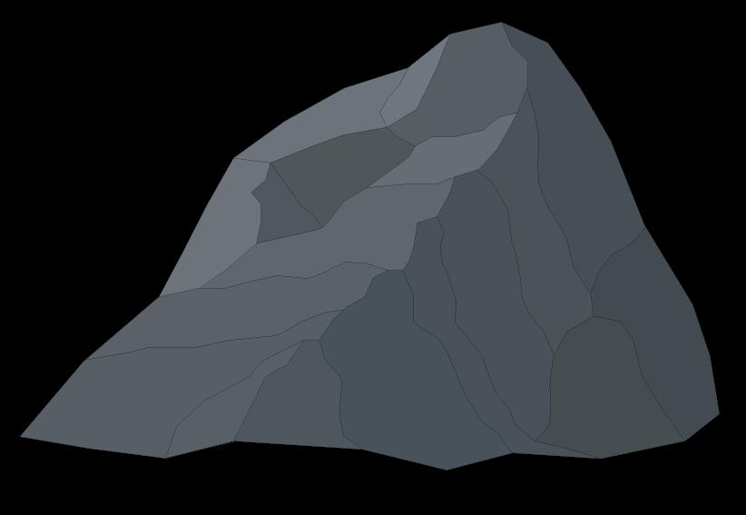 Clip art rock