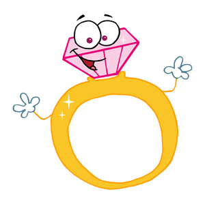 Engagement ring diamond ring engagement outline clip art 2 lettering plays 2