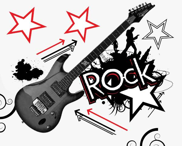 Free rock star clip art pictures