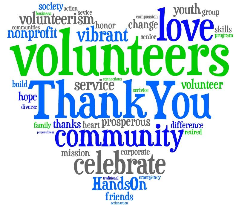Free volunteer clip art danasrhp top 4 image