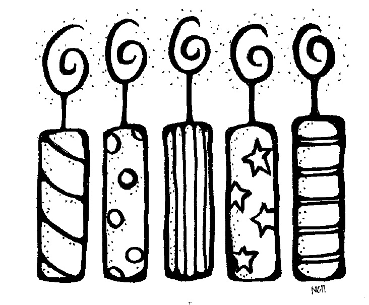 Happy birthday  black and white birthday black and white birthday clip art 6