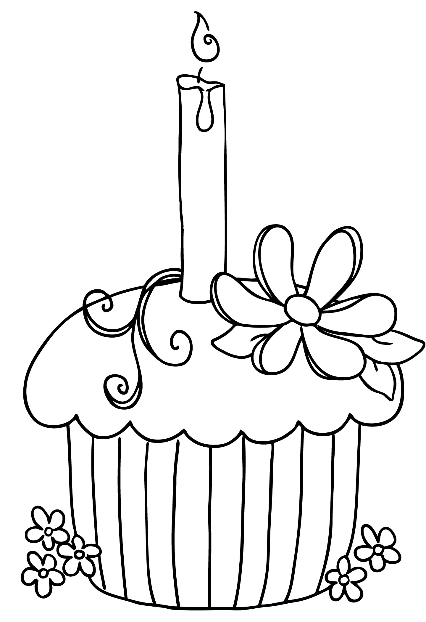 Happy birthday  black and white birthday black and white birthday clip art 9
