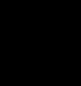 Leaf  black and white black leaf clip art at vector clip art
