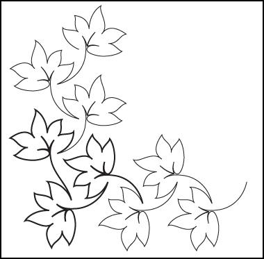 Leaf  black and white fall black and white free leaf clipart