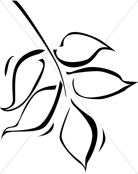 Leaf  black and white leaf clipart images graphics sharefaith