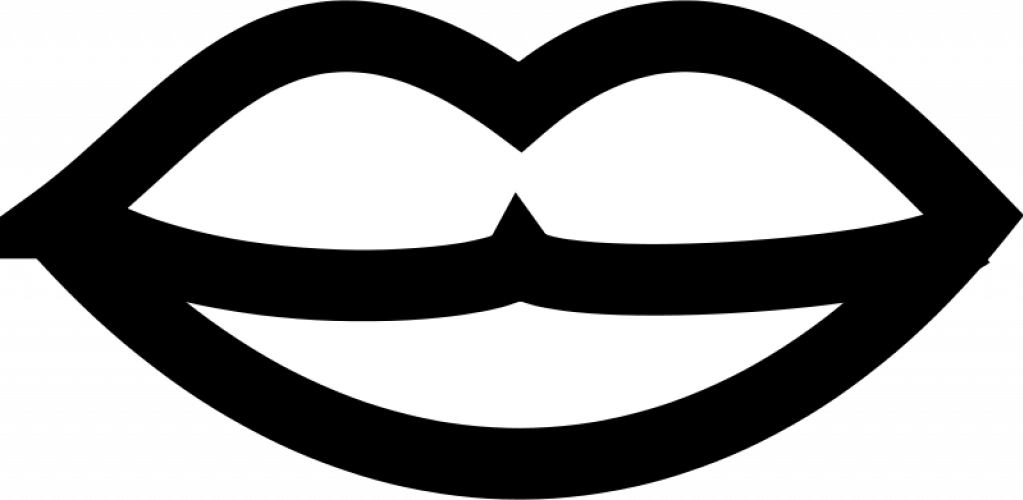 Lips  black and white cartoon lips clipart free download clip art on 2