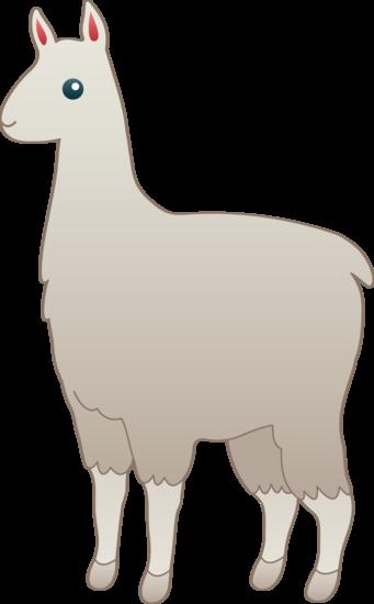 Llama alpaca clipart free images