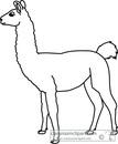 Llama clip art cartoon free clipart images 3 2