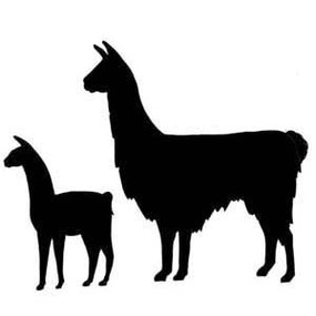 Llama clip art cartoon free clipart images 4 2