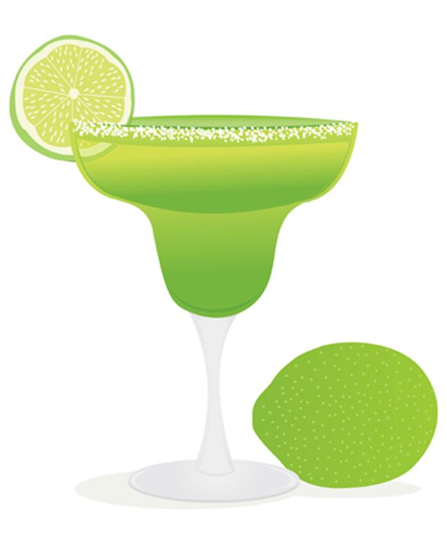Margarita clipart 3