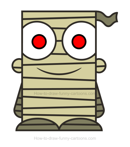 Mummy clipart 3