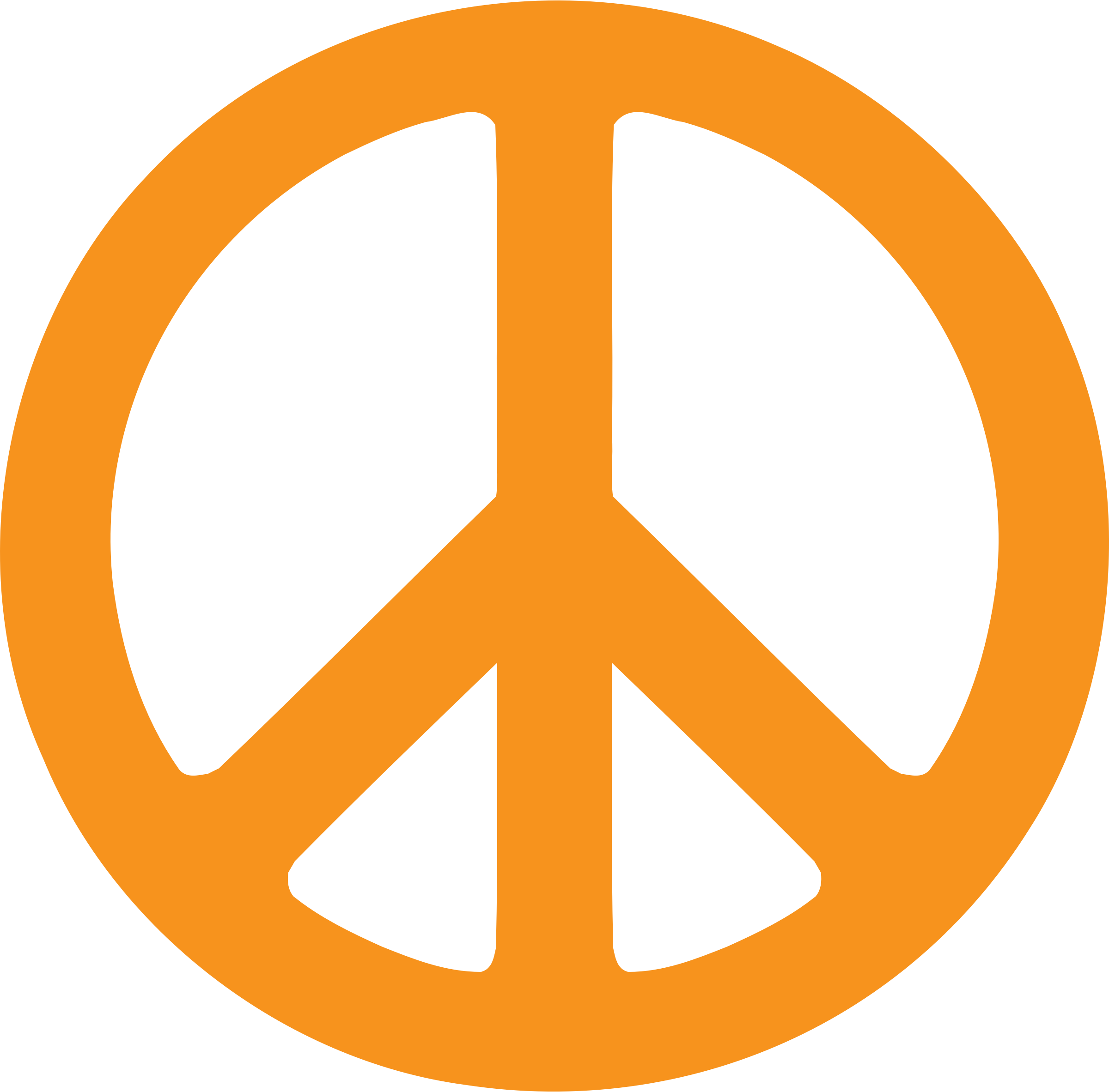 Orange peace sign clip art clipart download