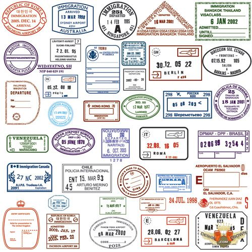 Passport clipart free images 5