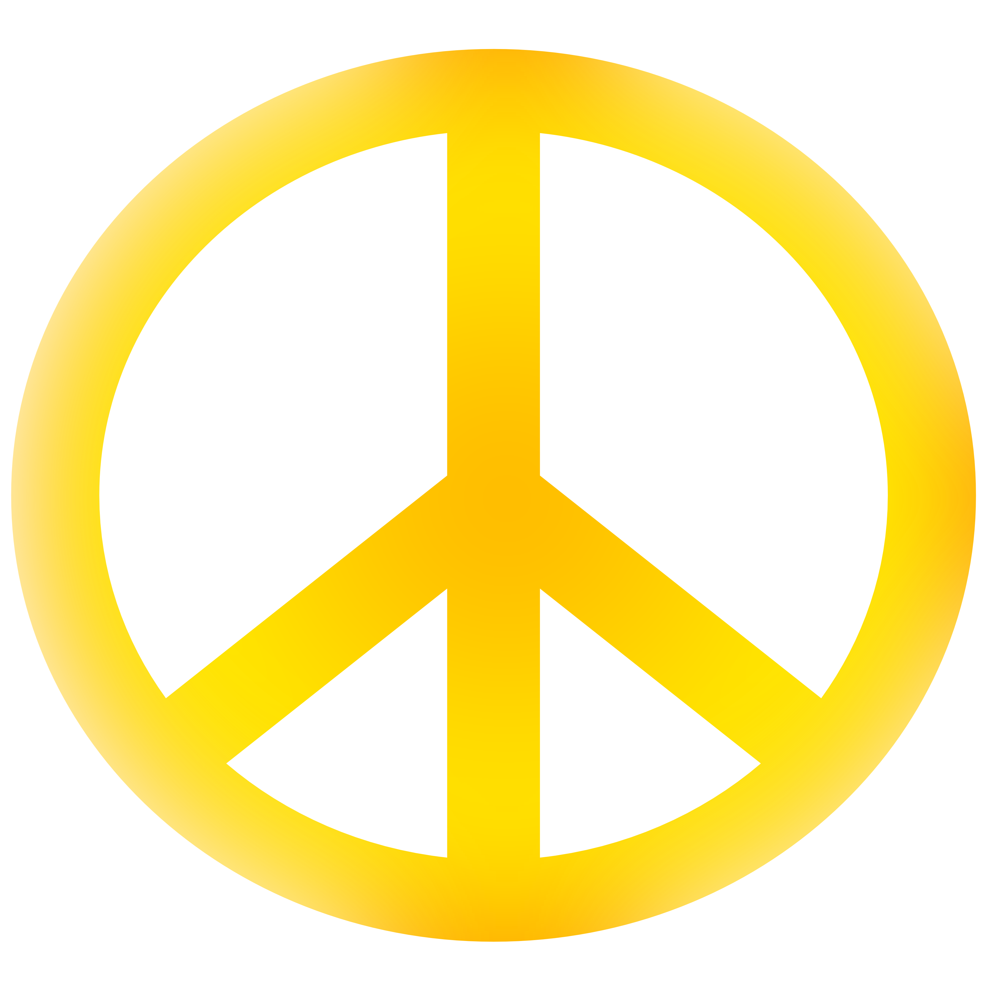 Peace sign clip art free clipart images 3