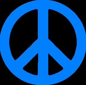 Peace sign clip art images clipart image