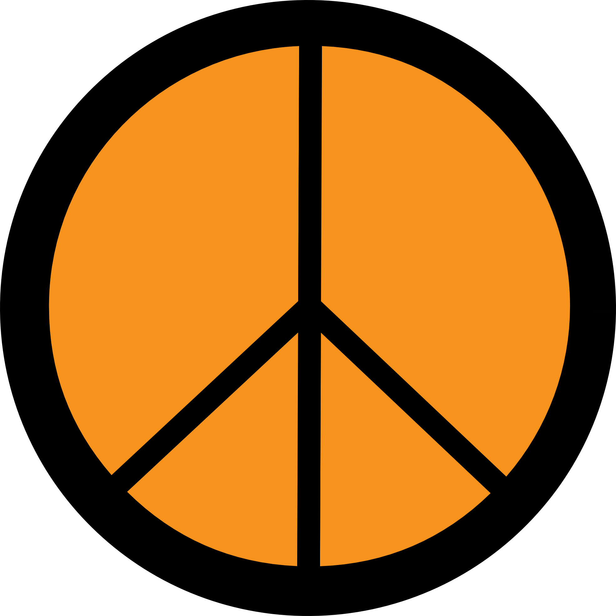 Peace sign peace clipart free download clip art on