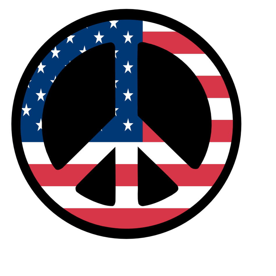 Peace signs clip art free clipart images 2
