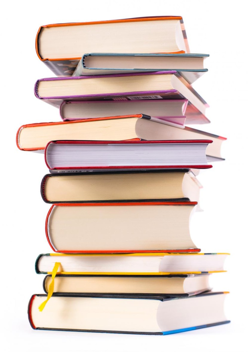 Small stack of books clipart 2 2