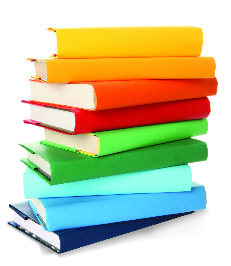 Stack of books clip art free clipart images 2