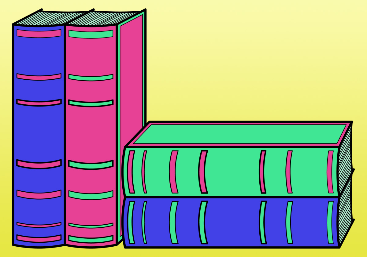 Stack of books clipart free images 2 2