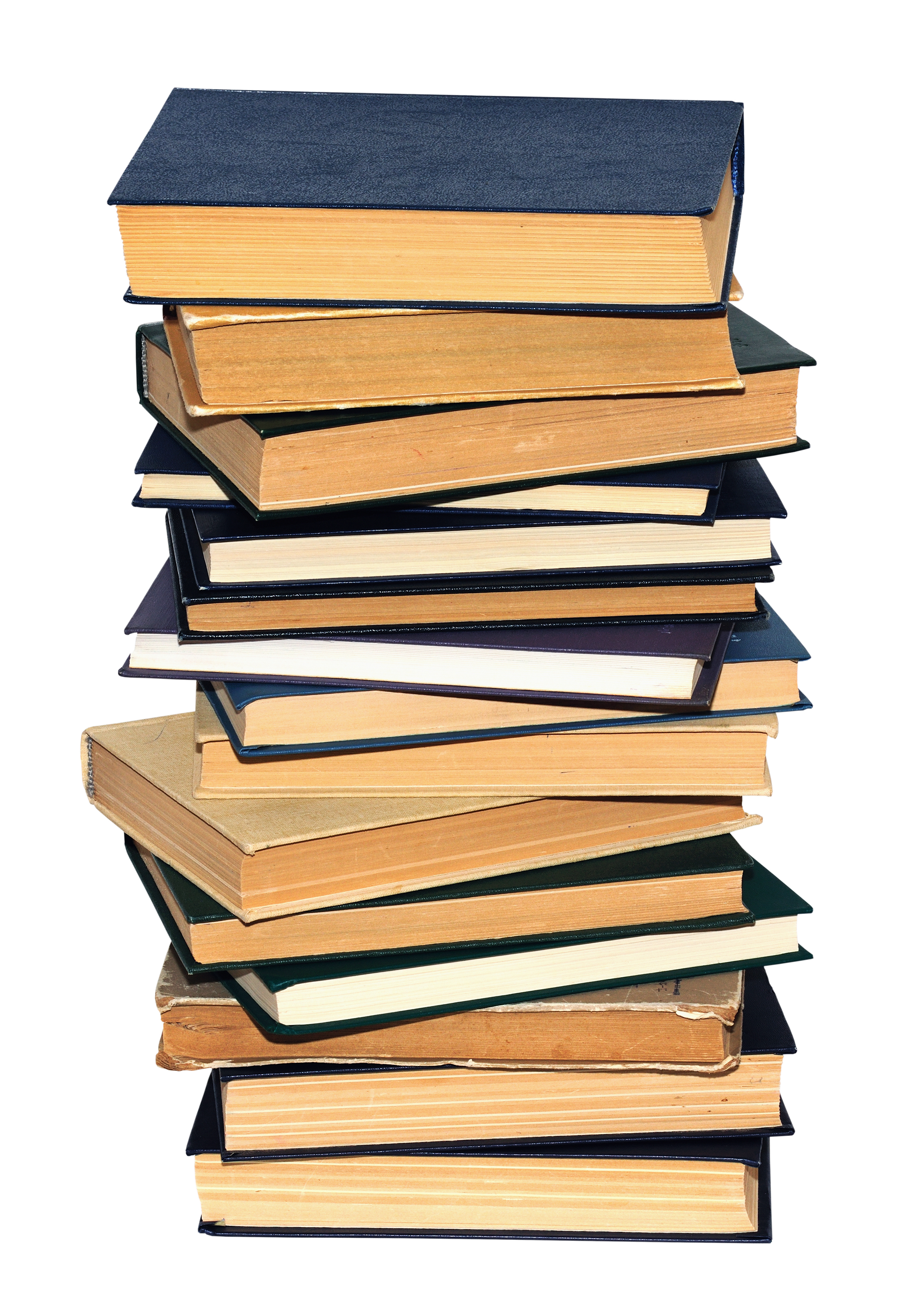 Stack of books clipart free images 5