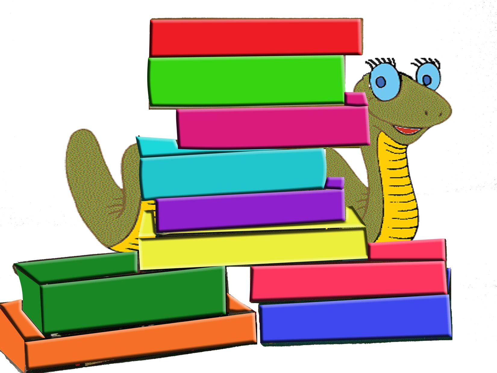 Stack of books clipart item free images