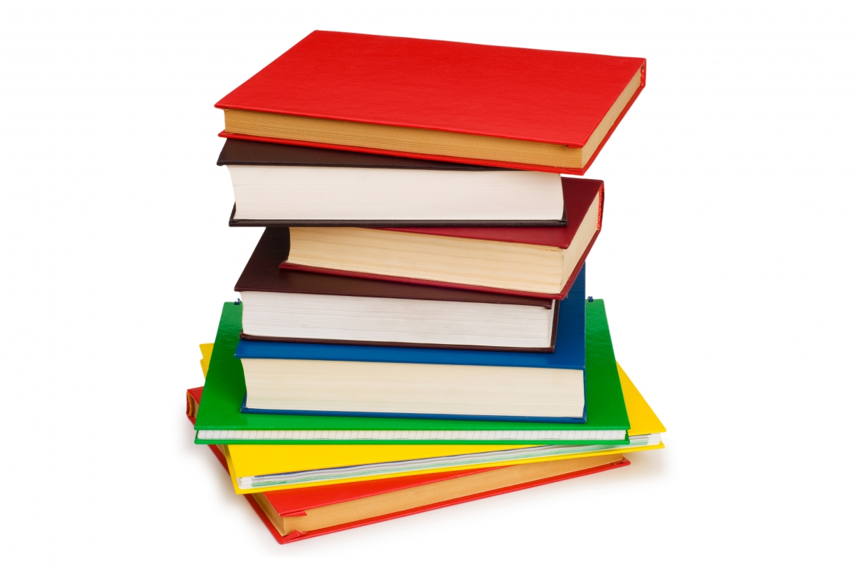 Stack of books clipart the cliparts 2