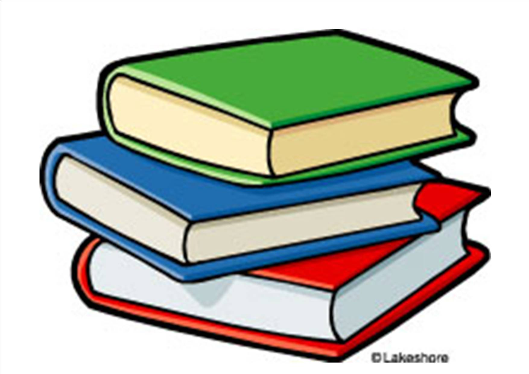 Stack of books image stack clipart a clip art 2