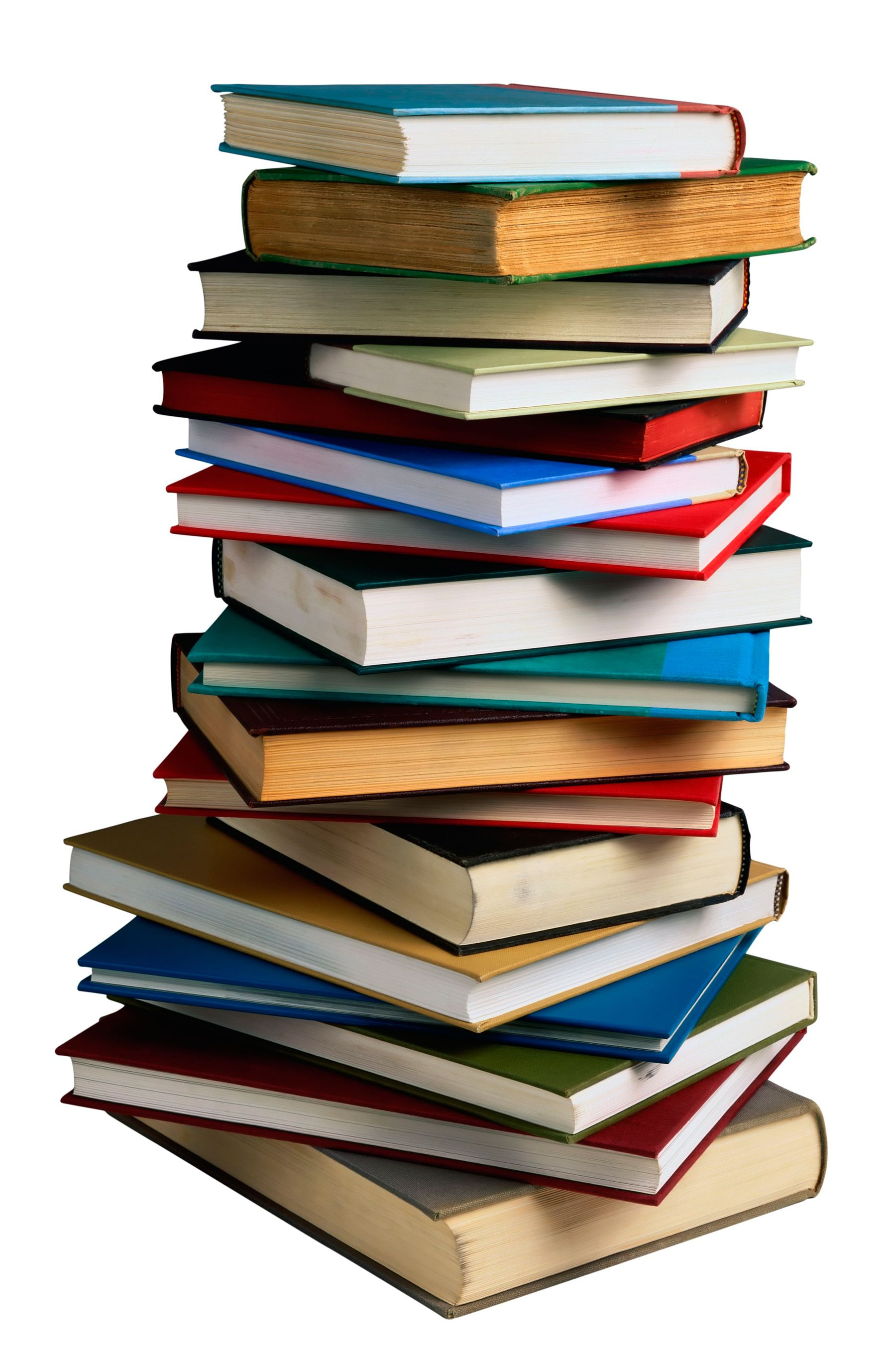 Stack of books image stack clipart school book clip art 2